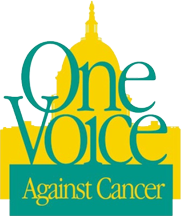 One Voice Against Cancer Logo